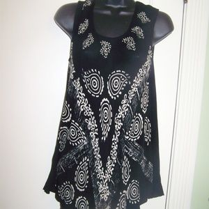 India Boutique Tunic Cover Up